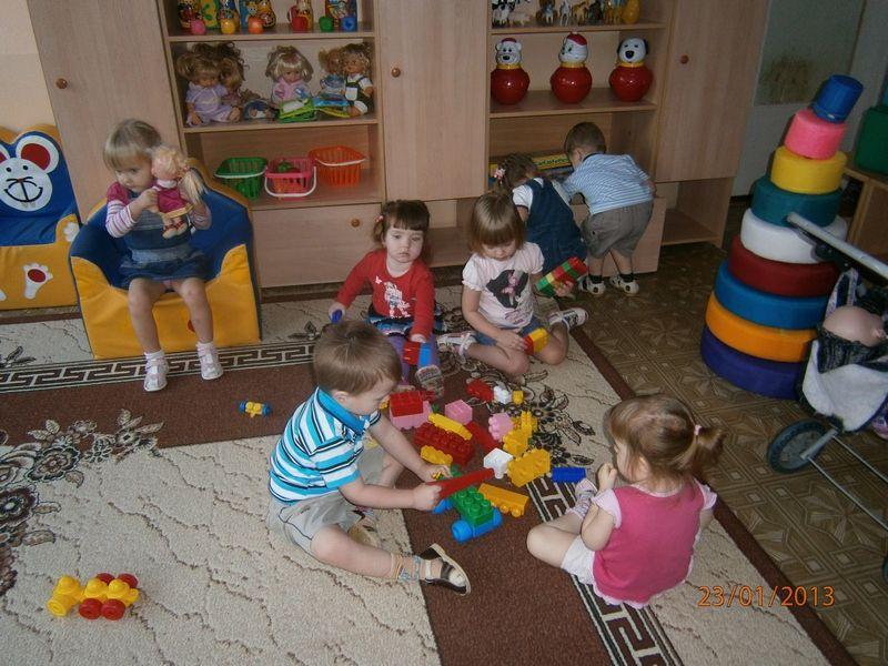 Оформление младшей группы детского сада своими руками